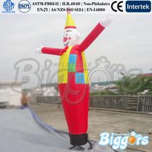 Publicidad inflable de bailarines del cielo hombre tubo de viento volar el hombre hombre cielo títeres/marionetas