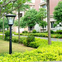 High Quality Innovative LEd Street Lights/31-SMD Led with Infrared Sensor Detector solar pole light for Garden Path Patio