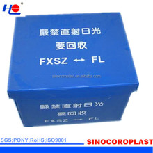 Corrugated Plastic Tote Box