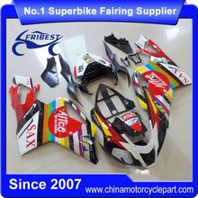 FFKAP003 China Fairings Motorcycle For RSV1000 R RSV1000R Mille 2003 2004 2005 Colorfull Sax