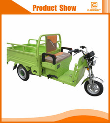 open body 3 wheel cargo tricycle