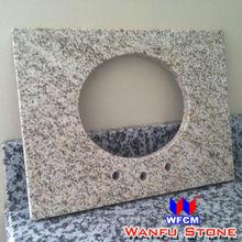 granito de asia delgada modelo tapa de la vanidad