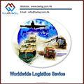 México grátis e serviço de logística para todo o mundo
