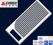 commercial plastic injuction die for grilles of air-conditioning made in China
