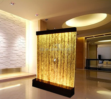 Japanese style indoor flexible screen led lighting screen curtain