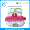 Famicheer wholesale Velcro Female Small Dog Diaper Pants Manufacturer