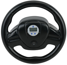 new steering wheel 12 V compressor