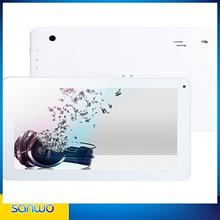 7 Inch RK3126,CortexA7,Quad core,1.3GHZ PowerVR SGX540 Tablet PC With 3G Support for external 3G tablet