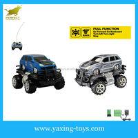 4 wheel electric car toy for sale ,4 channel radio control car for kids (big wheel) YX000066