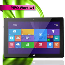 10 inch Windows tablet pc win 8.1 with dual camera Bluetooth 2GB DDR3+64GB PIPO Work-W1 Quad core tablet pc