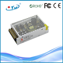 Low cost 5v led driver ip20 portable rechargeable power supply 24v