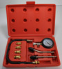 Car Motorcycle Petrol Engine Compression Tester Test Tool Kit