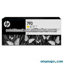 Original& cartucho de tinta genuina hp792( 775ml) para hp designjet l26500