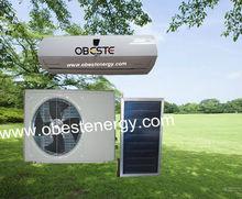 Energía solar de aire compresor