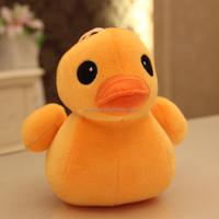 Newable all kinds of plush toys Plush Dolls duck 18cm