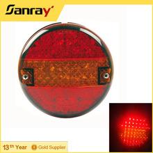 5.5 Inch Stop Tail Indicator Combination LED Hamburger Light