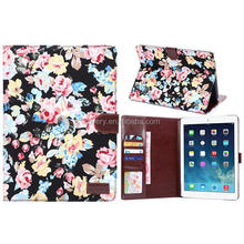 For iPad Air 2 Wallet Protector Case