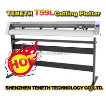 "Teneth 59"" Best Servo Motor Cutting Plotter T59XL for PU PVC Vinyl Sticker/Vinyl Cutter with Automatic Contour Cutting/Win10/Mac"