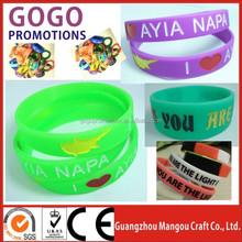 2015 China newest fashion products cool custom silicone wristband, Fashion thin silicone wristbands,thick rubber band bracelets