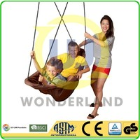 New design kids single swing