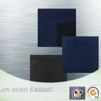 2015-2016 Popular double face flannel woven navy blue and black polyester/wool/acrylic/viscose/other blend suit fabric