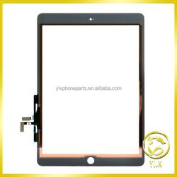 YLX cheap price for ipad air touch screen complete with home button,for ipad air front outer glass in stock