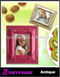 Fancy cheap simple vogue handcrafted picture frame wholesale