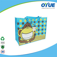 New arrival high quality colourful non woven shopping bag