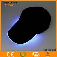 baseball cap wigs/cap buckles/battery powered fan cap