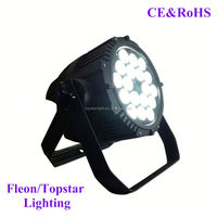 Economic latest 18x10w 4 in 1 stage decorate outdoor ip 65 led par