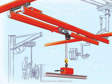 workshop track small constraction crane lifts