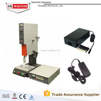 CE Approved 1800W Ultrasonic Plastic Welding and Sealing Machine