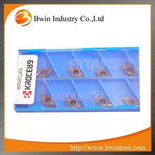 Wholesale Cnc Insert Tungsten Carbide Kyocera Insert DCGT070201FR-U PR930 for cnc lathe tool