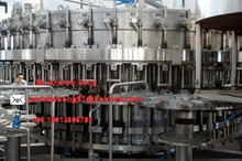 Automatic Carbonated Beverage Filling Line For Sale/Cola Production Plant