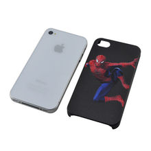 Spiderman design cell phone case