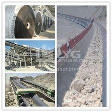 China High Quality quarry plant rubber belt conveyor