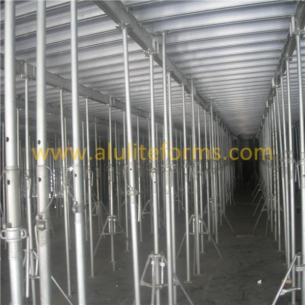 Alu Clamp Shoring Prop : Construction aluminum shoring prop system buy