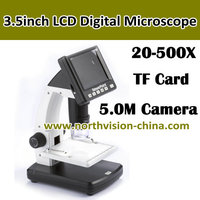 digital camera usb microscope with 8pcs LED