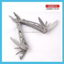 2015 New design Multi tools, multi tool stainless steel multi-function tool