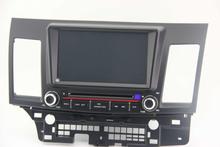 ZESTECH car dvd player For MITSUBISHI LANCER car dvd gps navigation