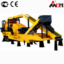 China most professional mobile crusher plant tunisia CE ISO