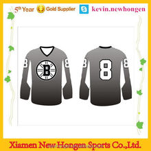 Customized hot sale league/team/club ice hockey jersey