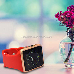 2015 best android 4.4.2 fashional 5.0M camera mtk ios touch screen china 3G smart watch phone hot wholesale