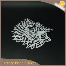 Custom printed vinyl sticker adhesive car window decal,adhesive car decal
