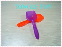 Plastic cheap toy tool for kids Mini funny beach sand plastic shovel