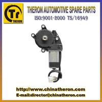 electrical power window regulator motor 12v 24v high torque DC power motor auto spare parts four holes square hollow teeth