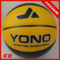 YONO PU basketball OEM