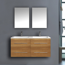 European Cheap Antique Double Sink Modern Bathroom Vanity