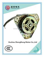Fully dc automatic washing machine motor