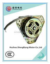 Fully dc automatic washing machine motor